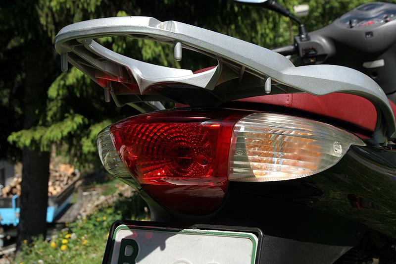 Test: Honda PS125i - moderna nebo retro?: - fotka 28
