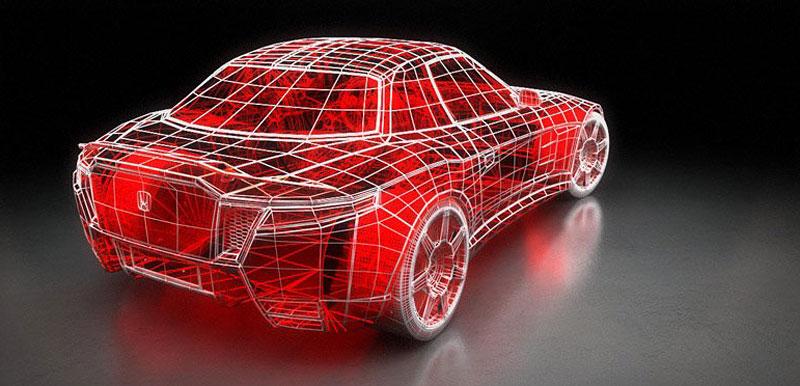 Honda S2000 Coupe Concept: - fotka 5
