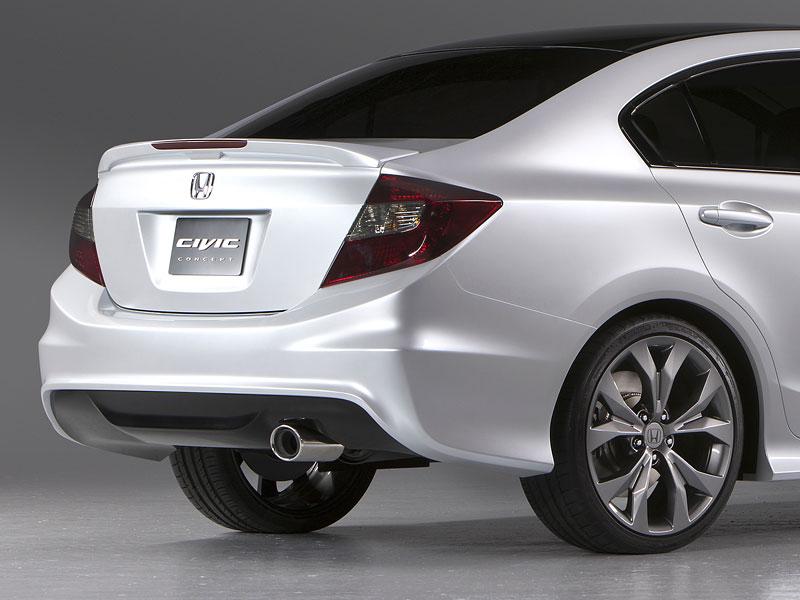Honda Civic Si 9G: podobný výkon, více točáku: - fotka 20