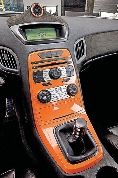 Hyundai Genesis Coupe: sportovec od LUX Motorwerks: - fotka 4