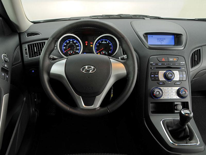 Hyundai Genesis Coupe: v Evropě ještě letos: - fotka 4