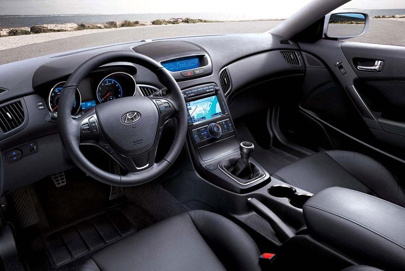 Hyundai Genesis Coupe 3.8 R-Spec: nejostřejší z řady: - fotka 1