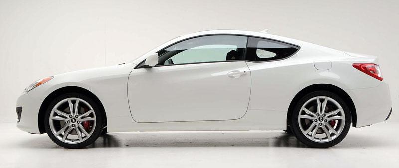 Hyundai Genesis Coupe 3.8 R-Spec: nejostřejší z řady: - fotka 3
