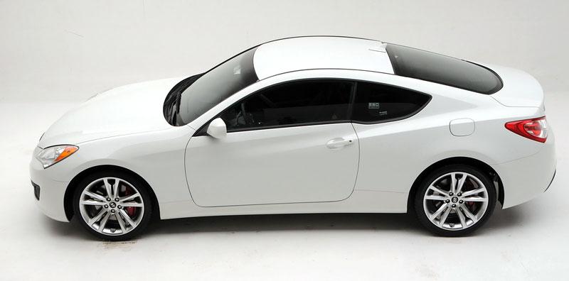 Hyundai Genesis Coupe: v Evropě ještě letos: - fotka 5