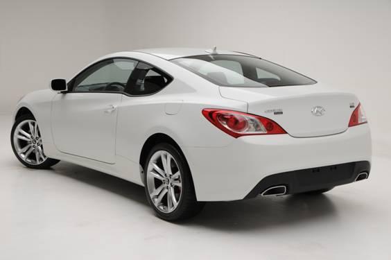 Hyundai Genesis Coupe: v Evropě ještě letos: - fotka 6
