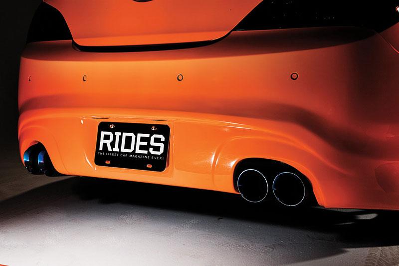 Hyundai Genesis Coupe: sportovec od LUX Motorwerks: - fotka 9