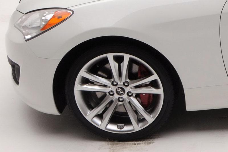 Hyundai Genesis Coupe: v Evropě ještě letos: - fotka 8