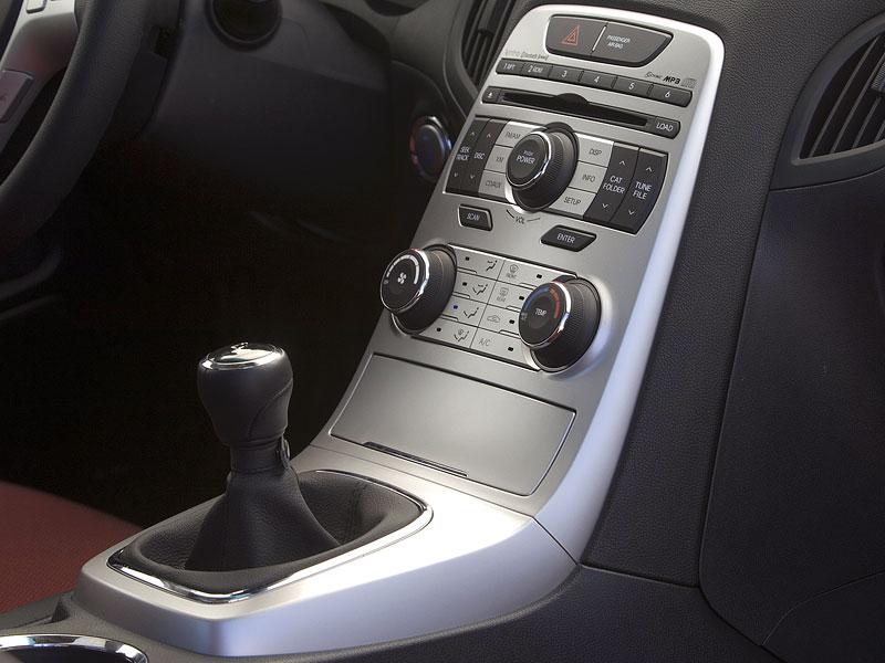 Hyundai Genesis Coupe není rychlý a zběsilý: - fotka 13