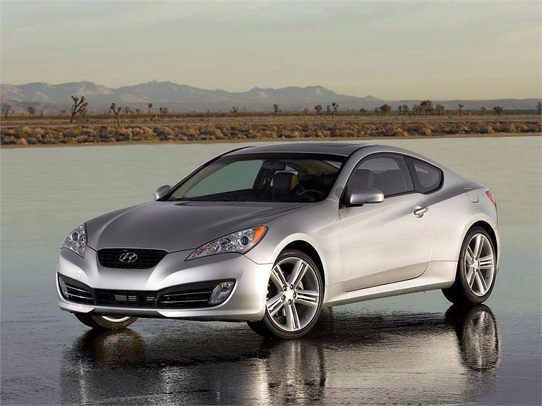 Hyundai Genesis Coupe: podrobnější informace: - fotka 7