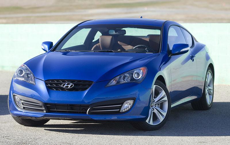Hyundai Genesis Coupe není rychlý a zběsilý: - fotka 17