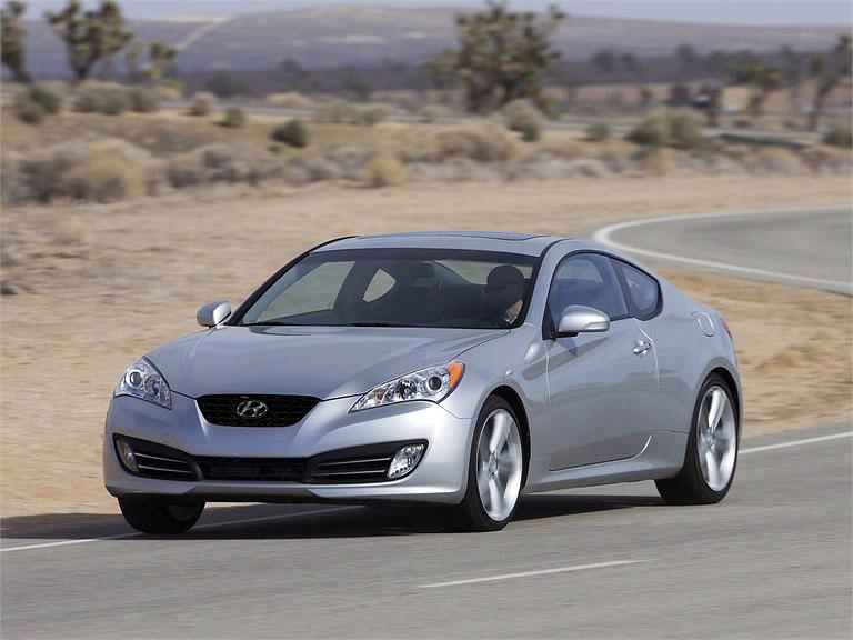 Hyundai Genesis Coupe: podrobnější informace: - fotka 10