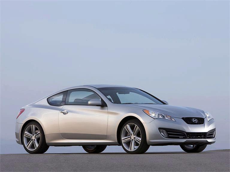 Hyundai Genesis Coupe: podrobnější informace: - fotka 12