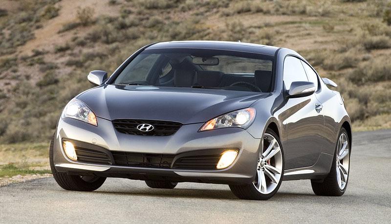 Hyundai Genesis Coupe není rychlý a zběsilý: - fotka 23