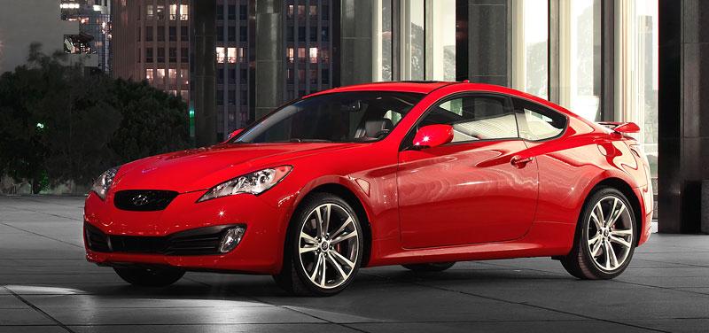 Hyundai Genesis Coupe není rychlý a zběsilý: - fotka 24