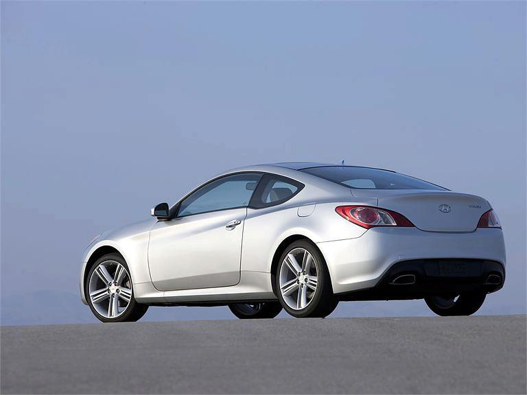 Hyundai Genesis Coupe: podrobnější informace: - fotka 20
