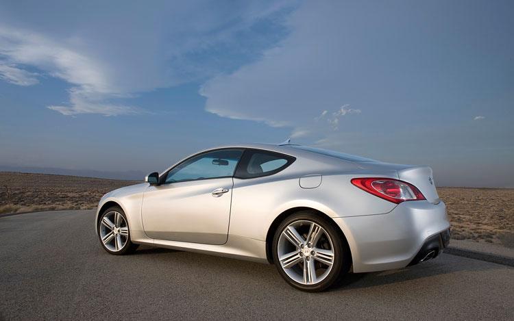 Hyundai Genesis Coupe: podrobnější informace: - fotka 21