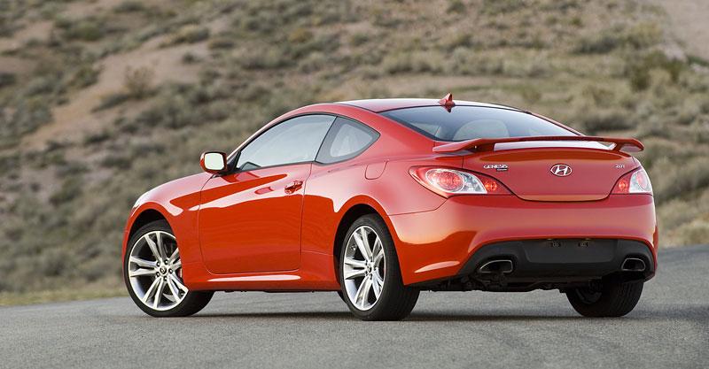 Hyundai Genesis Coupe: v Evropě ještě letos: - fotka 28