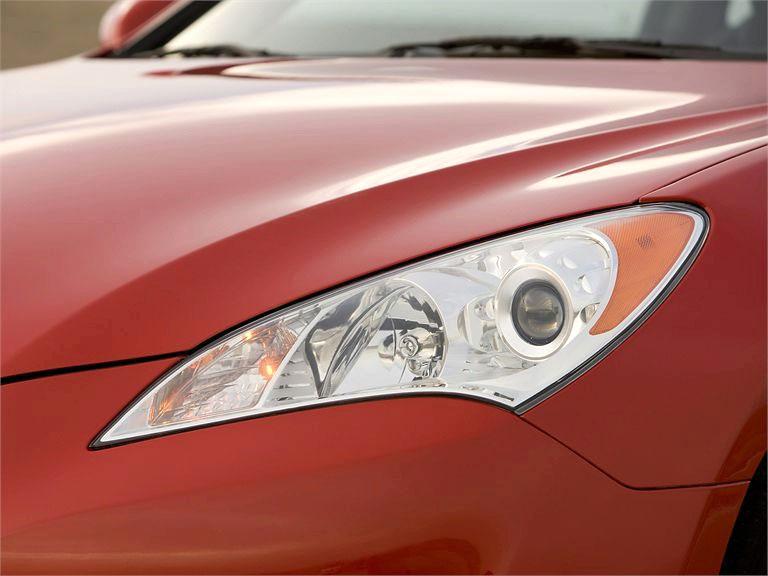 Hyundai Genesis Coupe: podrobnější informace: - fotka 23