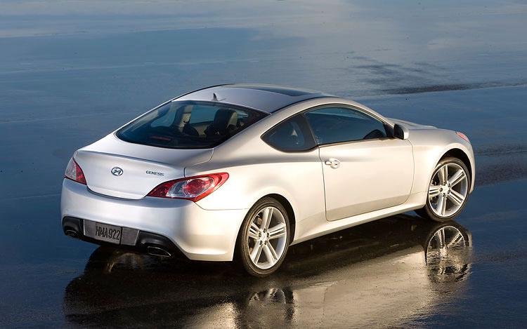 Hyundai Genesis Coupe: podrobnější informace: - fotka 25