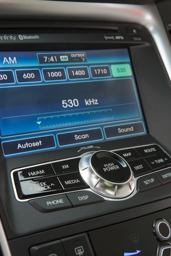 Hyundai Sonata: čtyřdveřové korejské kupé: - fotka 6