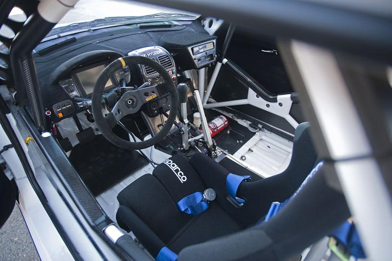 Chicago 2011: Hyundai Veloster - 500koňový rallyeový speciál: - fotka 2