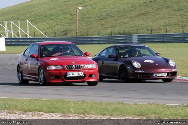 Sraz klubu sportovních aut v Mostě - fotogalerie: - fotka 46