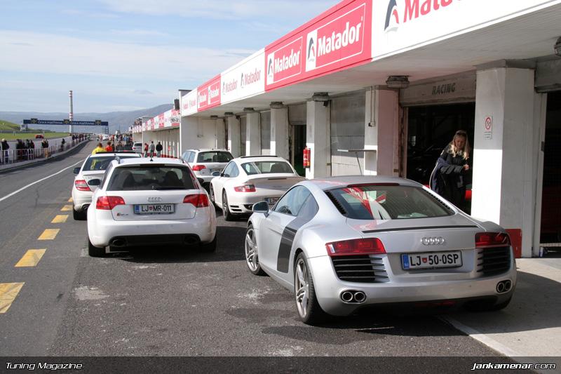 Sraz klubu sportovních aut v Mostě - fotogalerie: - fotka 98