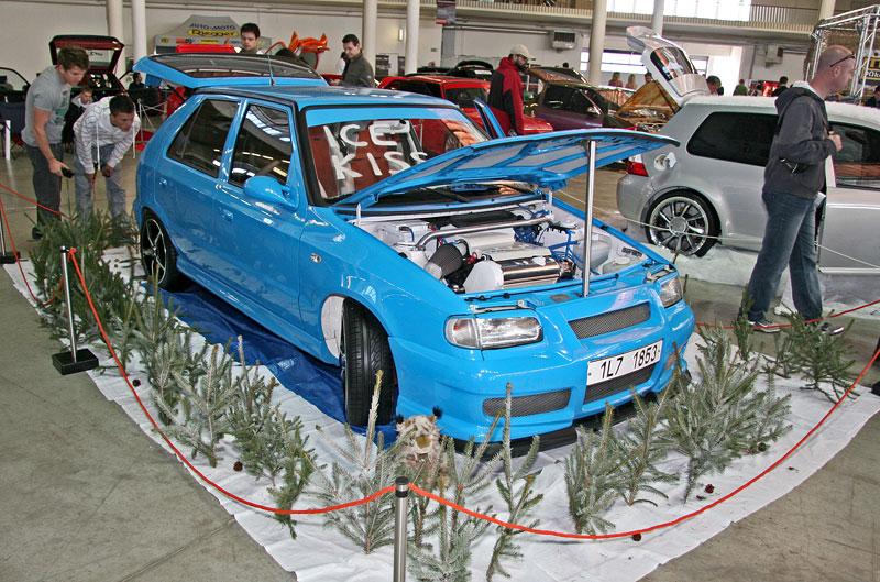 Tuning Salon Brno 2008 - komentář: - fotka 41