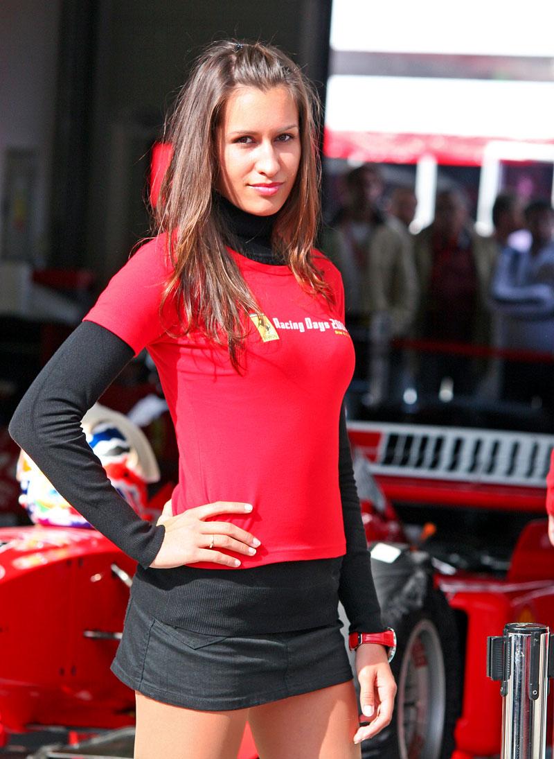 Ferrari Racing Days Brno 2009 - BABES: - fotka 28