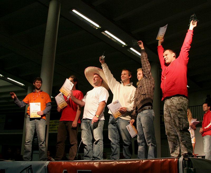 Tuning Salon Brno 2008 - komentář: - fotka 129