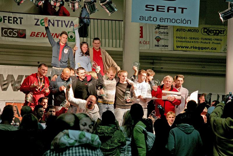 Tuning Salon Brno 2008 - komentář: - fotka 143