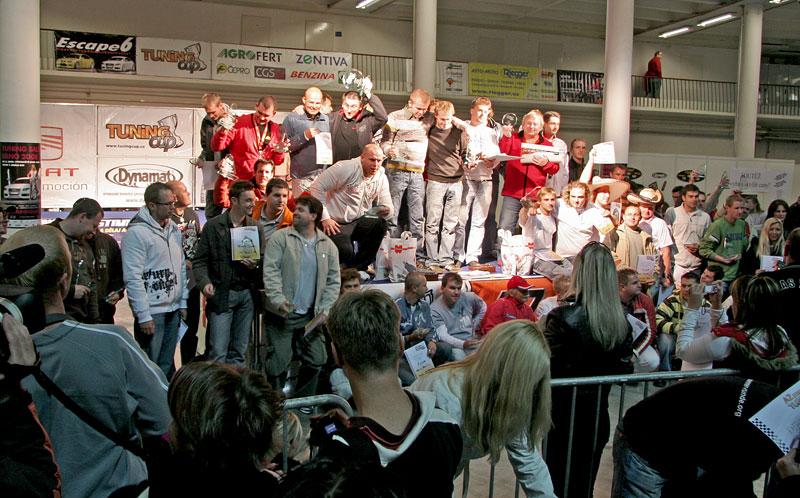 Tuning Salon Brno 2008 - komentář: - fotka 144