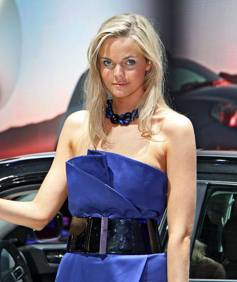 Paříž 2010: Nejhezčí modelky: - fotka 24