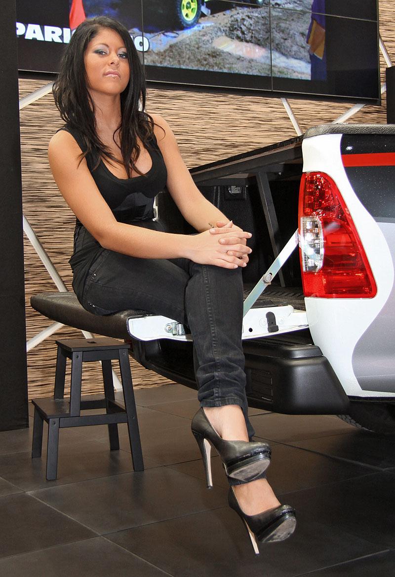 Paříž 2010: Nejhezčí modelky: - fotka 50