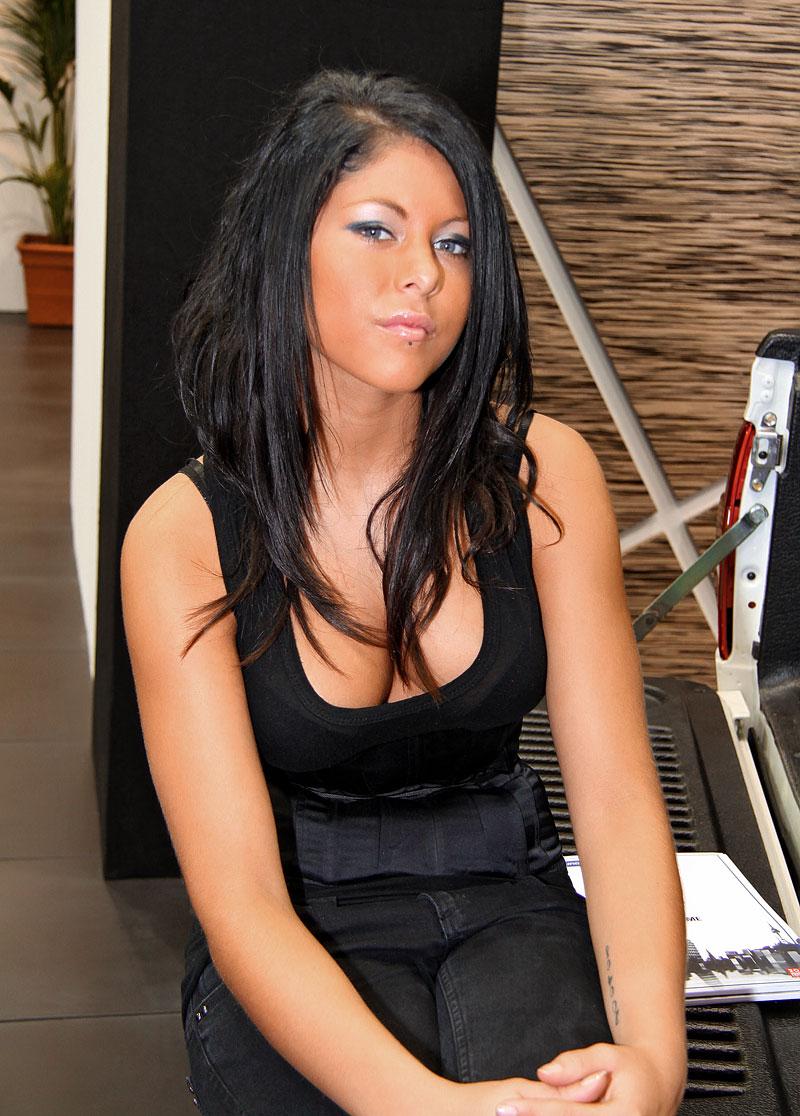 Paříž 2010: Nejhezčí modelky: - fotka 51