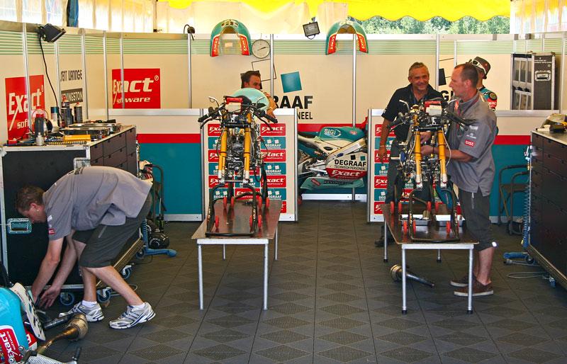 MotoGP Brno - velká fotogalerie: - fotka 25