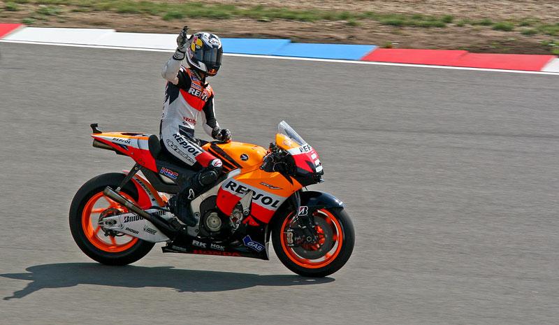 MotoGP Brno - velká fotogalerie: - fotka 109