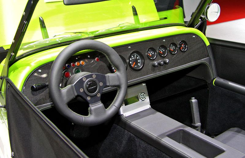 Ženeva 2011: Irmscher 7 Selectra: - fotka 1