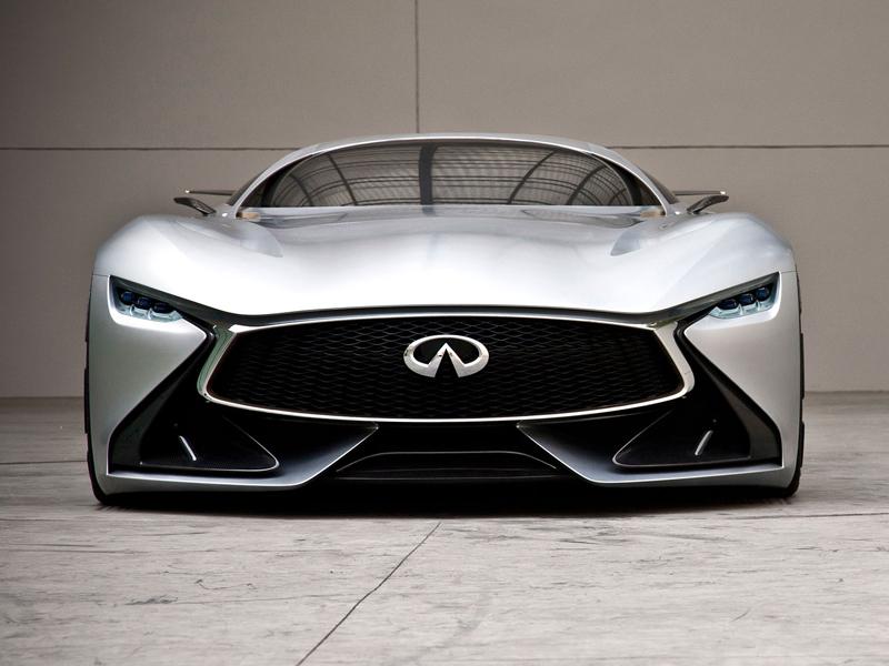 Infiniti Vision GT Concept vystoupilo z virtuální reality (+video): - fotka 5