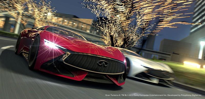 Infiniti Vision GT Concept vystoupilo z virtuální reality (+video): - fotka 6