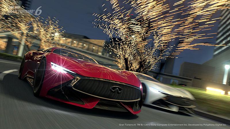 Infiniti Vision Gran Turismo Concept: Bumerang s vizí budoucnosti: - fotka 3