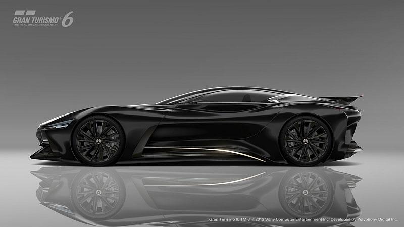 Infiniti Vision Gran Turismo Concept: Bumerang s vizí budoucnosti: - fotka 12