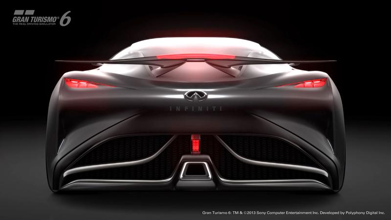 Infiniti Vision GT Concept vystoupilo z virtuální reality (+video): - fotka 33