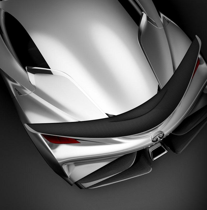 Infiniti Vision GT Concept vystoupilo z virtuální reality (+video): - fotka 40