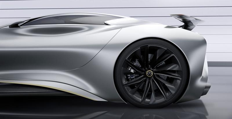 Infiniti Vision GT Concept vystoupilo z virtuální reality (+video): - fotka 42
