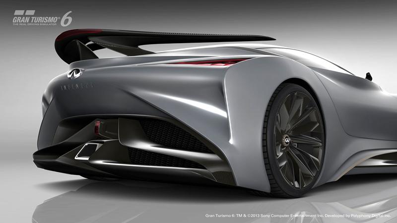Infiniti Vision GT Concept vystoupilo z virtuální reality (+video): - fotka 44