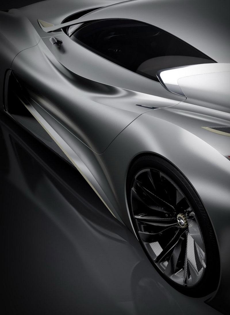Infiniti Vision Gran Turismo Concept: Bumerang s vizí budoucnosti: - fotka 20