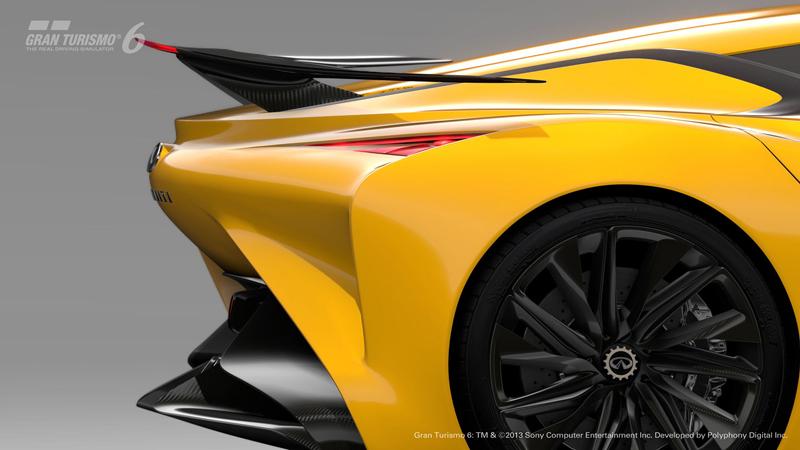 Infiniti Vision GT Concept vystoupilo z virtuální reality (+video): - fotka 46