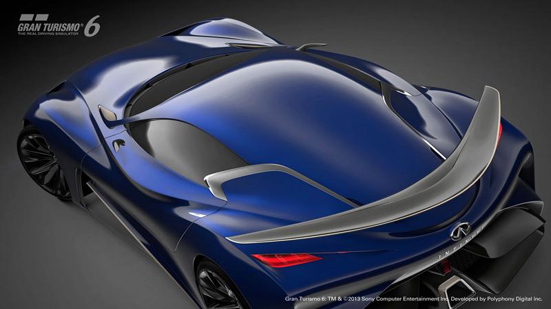 Infiniti Vision GT Concept vystoupilo z virtuální reality (+video): - fotka 49