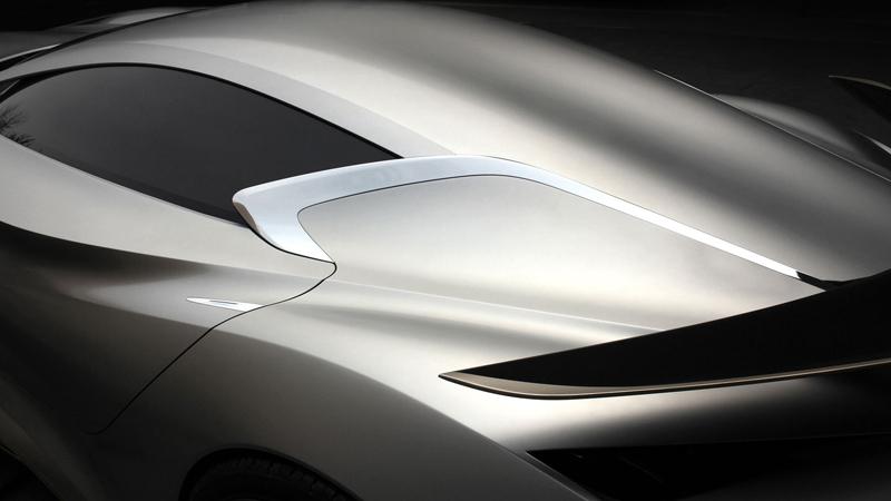 Infiniti Vision GT Concept vystoupilo z virtuální reality (+video): - fotka 52